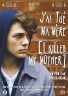 J'ai tué ma mère - Belgian Movie Poster (xs thumbnail)