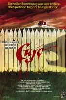 Cujo - German Movie Poster (xs thumbnail)