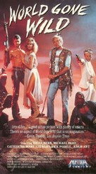 World Gone Wild - VHS movie cover (xs thumbnail)