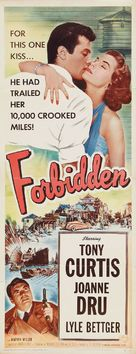 Forbidden - Movie Poster (xs thumbnail)