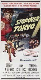 Stopover Tokyo - Movie Poster (xs thumbnail)