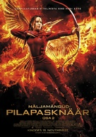 The Hunger Games: Mockingjay - Part 2 - Estonian Movie Poster (xs thumbnail)