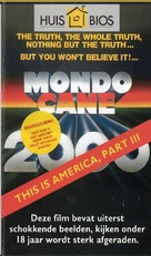 Mondo cane 2000 - Dutch VHS cover (xs thumbnail)