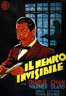 Charlie Chan in London - Spanish Movie Poster (xs thumbnail)