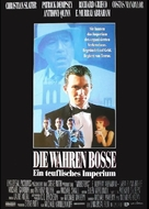 Mobsters - German Movie Poster (xs thumbnail)