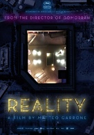 Reality - Italian Movie Poster (xs thumbnail)