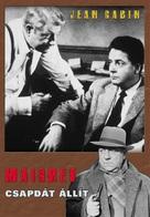 Maigret tend un piège - Hungarian Movie Cover (xs thumbnail)