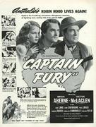 Captain Fury - Movie Poster (xs thumbnail)