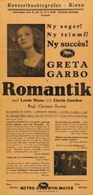 Romance - Swedish poster (xs thumbnail)