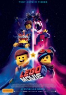 The Lego Movie 2: The Second Part - Australian Movie Poster (xs thumbnail)