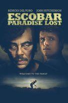 Escobar: Paradise Lost - Movie Cover (xs thumbnail)