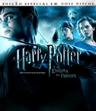 Harry Potter and the Half-Blood Prince - Brazilian Blu-Ray cover (xs thumbnail)