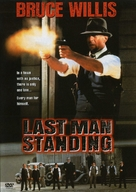 Last Man Standing - DVD movie cover (xs thumbnail)