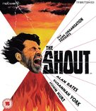 The Shout - British Blu-Ray cover (xs thumbnail)