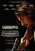 Out of the Furnace - Italian Movie Poster (xs thumbnail)
