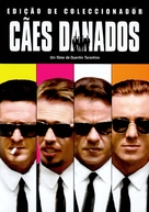 Reservoir Dogs - Portuguese DVD movie cover (xs thumbnail)