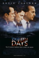 Thirteen Days - Movie Poster (xs thumbnail)