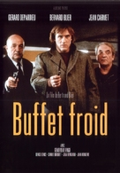 Buffet froid - French DVD cover (xs thumbnail)