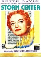 Storm Center - Australian Movie Cover (xs thumbnail)