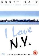 I Love N.Y. - British DVD cover (xs thumbnail)