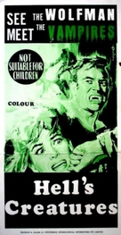 La marca del Hombre-lobo - Australian Movie Poster (xs thumbnail)