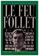 Le feu follet - French Movie Poster (xs thumbnail)