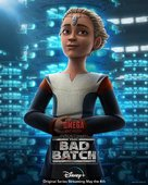"""""""Star Wars: The Bad Batch"""" - Movie Poster (xs thumbnail)"""