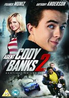 Agent Cody Banks 2 - British DVD cover (xs thumbnail)