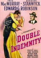Double Indemnity - DVD cover (xs thumbnail)