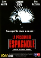 The Spanish Prisoner - French Movie Cover (xs thumbnail)
