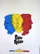 César et Rosalie - French Movie Poster (xs thumbnail)