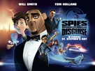 Spies in Disguise - British Movie Poster (xs thumbnail)