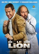 Le lion - French Movie Poster (xs thumbnail)