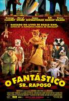 Fantastic Mr. Fox - Brazilian Movie Poster (xs thumbnail)