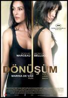 Ne te retourne pas - Turkish Movie Poster (xs thumbnail)