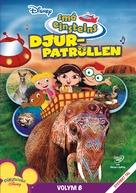 """Little Einsteins"" - Swedish DVD movie cover (xs thumbnail)"