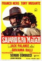 Il mercenario - Spanish Movie Poster (xs thumbnail)
