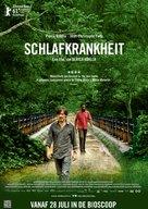 Schlafkrankheit - Dutch Movie Poster (xs thumbnail)