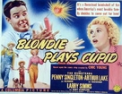 Blondie Plays Cupid - Theatrical poster (xs thumbnail)