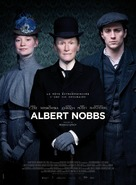 Albert Nobbs - French Movie Poster (xs thumbnail)