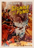 Smoke Signal - Italian Movie Poster (xs thumbnail)