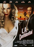 L.A. Confidential - French Movie Poster (xs thumbnail)