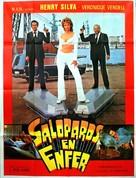 Zinksärge für die Goldjungen - French Movie Poster (xs thumbnail)