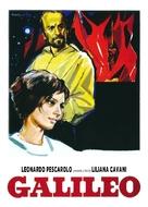 Galileo - British DVD movie cover (xs thumbnail)
