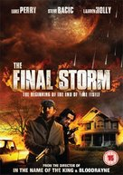 The Final Storm - British DVD movie cover (xs thumbnail)
