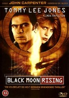 Black Moon Rising - Danish DVD cover (xs thumbnail)