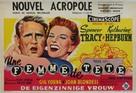 Desk Set - Belgian Movie Poster (xs thumbnail)