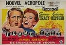 Desk Set - Belgian Movie Poster (xs thumbnail)