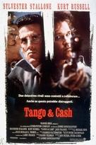 Tango And Cash - Italian Movie Poster (xs thumbnail)