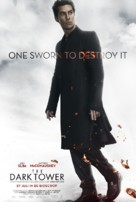 The Dark Tower - Dutch Movie Poster (xs thumbnail)